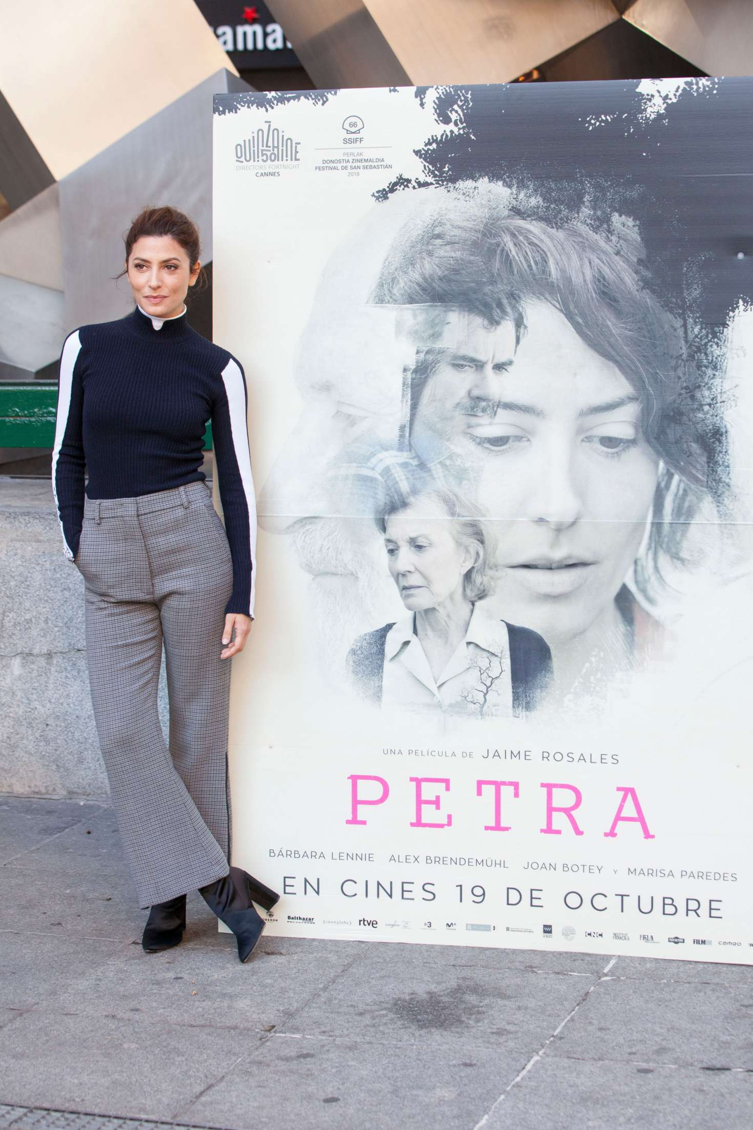 Barbara Lennie 2018 : Barbara Lennie: Petra Photocall in Madrid -09
