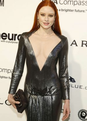 Barbara Meier - 2017 Elton John AIDS Foundation's Oscar Viewing Party in West Hollywood
