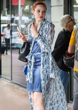 Barbara Meier at Croisette in Cannes