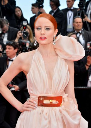 Barbara Meier - 'Everybody Knows' Premiere and Opening Ceremony at 2018 Cannes Film Festival