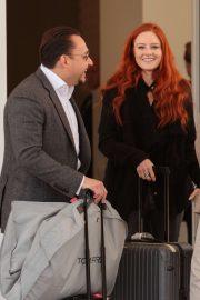 Barbara Meier - Outside The Hotel Martinez in Cannes