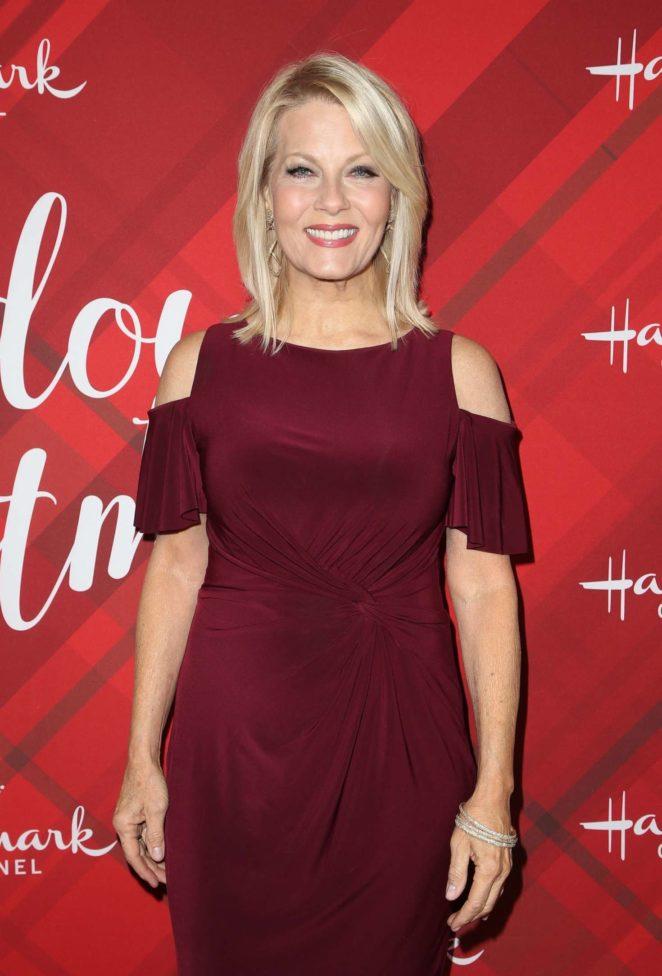 Barbara Niven - 'Christmas at Holly Lodge' Screening in LA