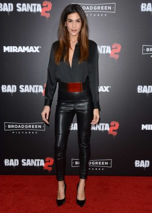 Barbara Nogueira - 'Bad Santa 2' Premiere in New York