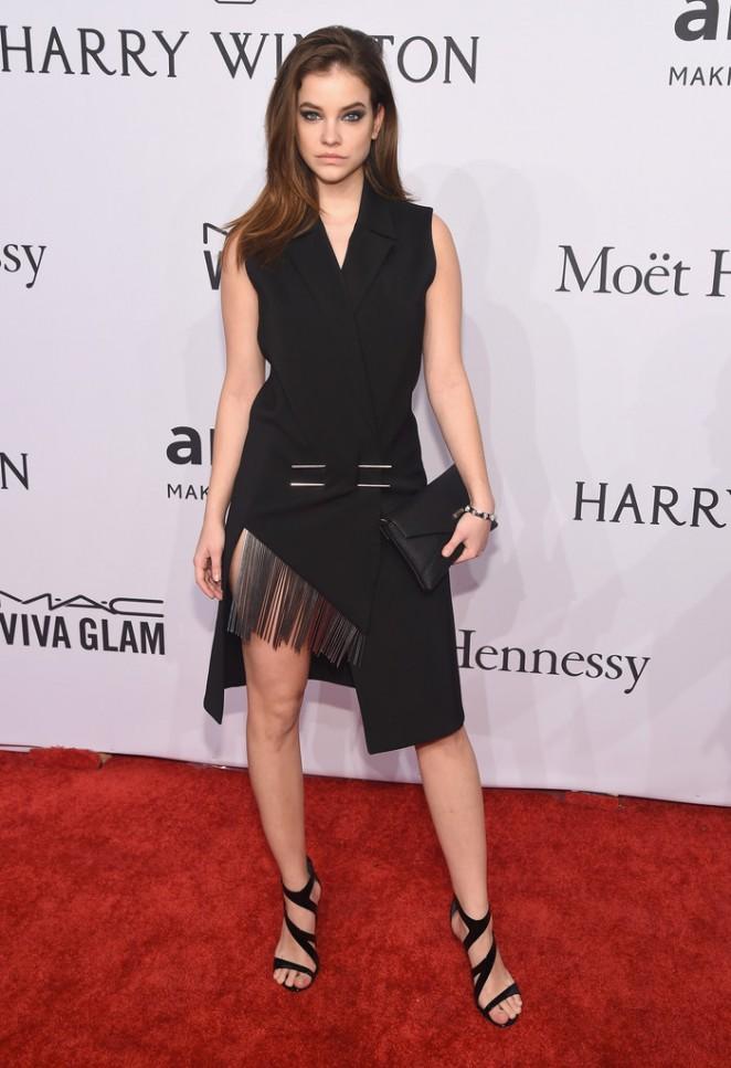 Barbara Palvin - 2016 amfAR New York Gala in NYC