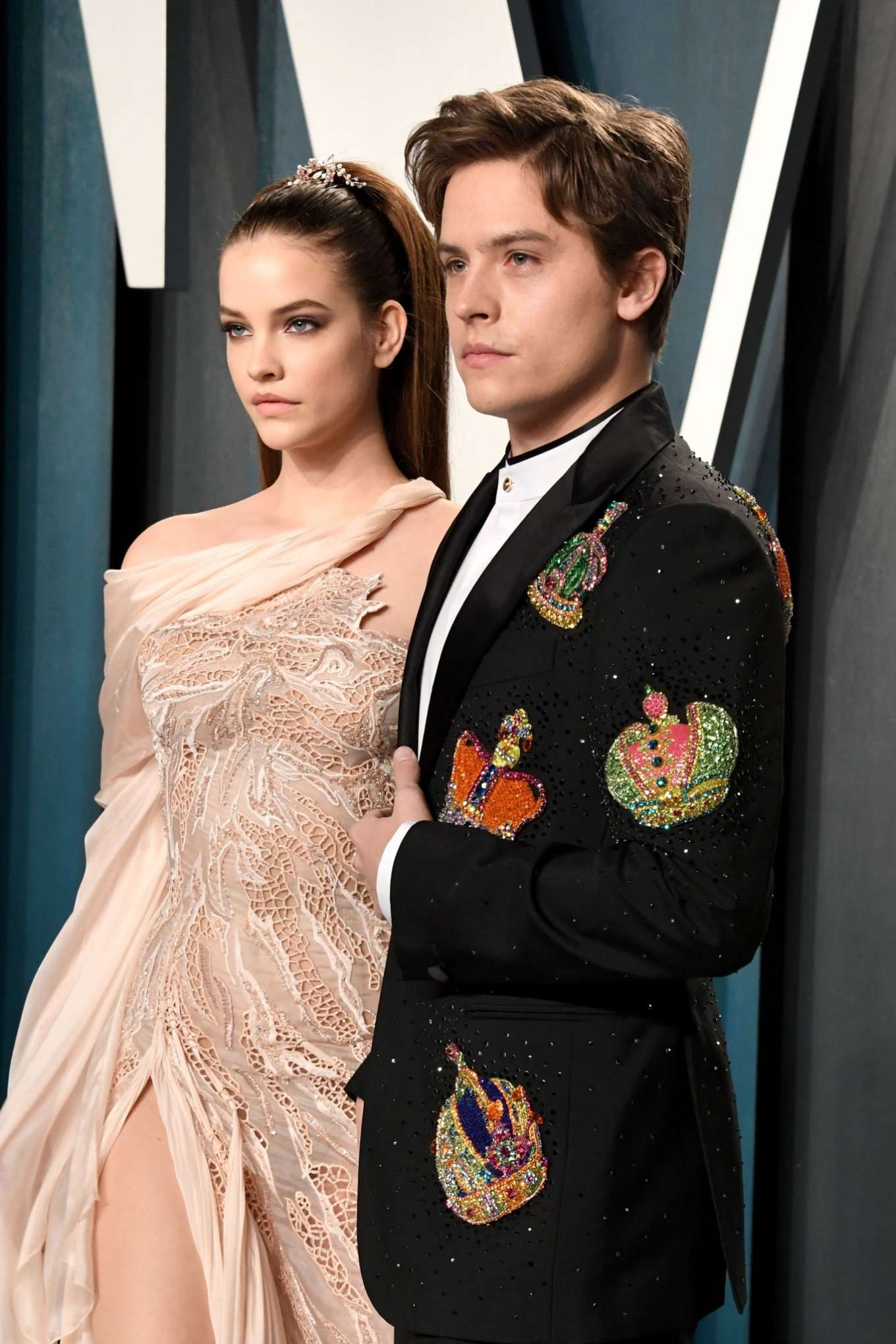 Barbara Palvin 2020 Vanity Fair Oscar Party In Beverly Hills 22 Gotceleb