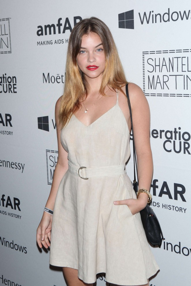Barbara Palvin - 2015 Solstice Presented By amfAR's generationCURE in NYC