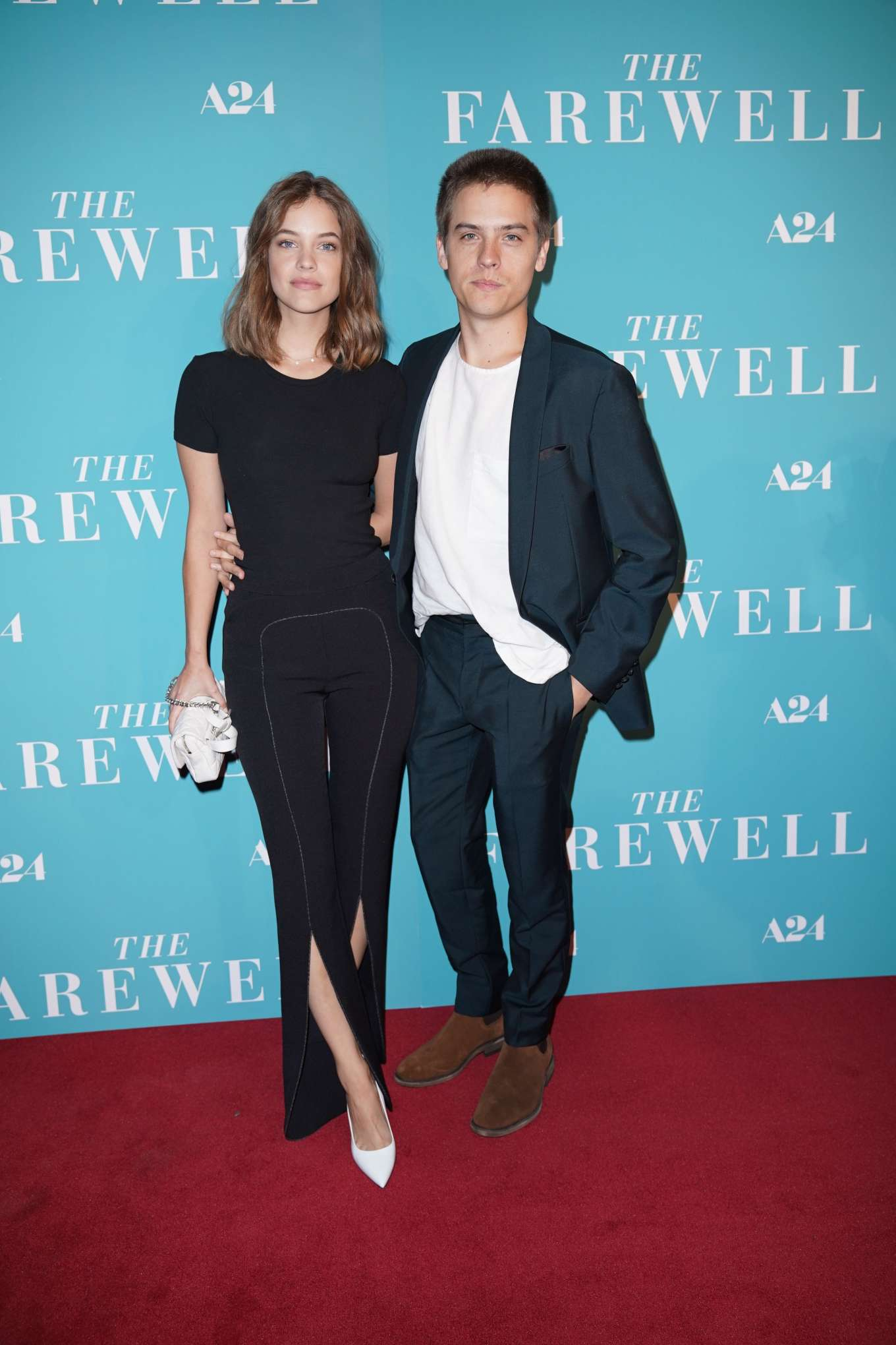 Barbara Palvin 2019 : Barbara Palvin and Dylan Sprouse – The Farewell Special Screening-02
