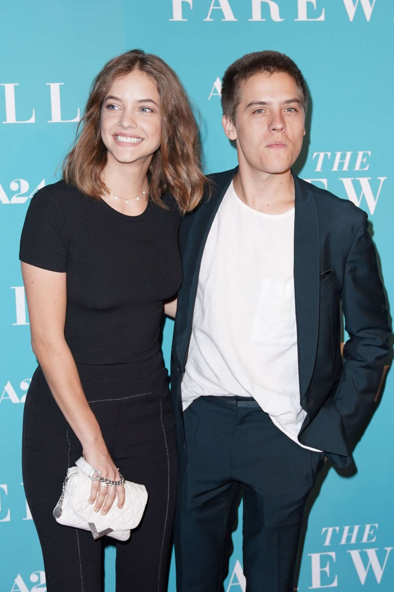 Barbara Palvin 2019 : Barbara Palvin and Dylan Sprouse – The Farewell Special Screening-03