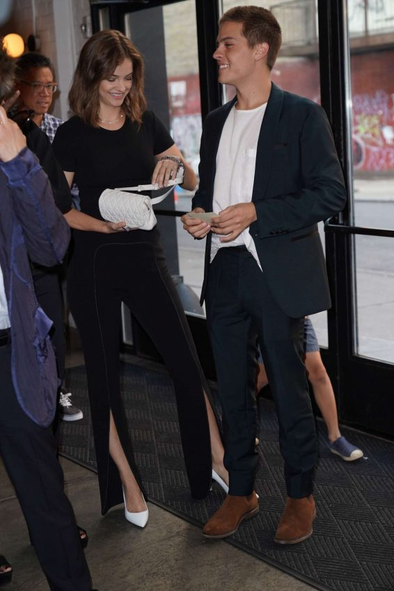 Barbara Palvin and Dylan Sprouse – The Farewell Special Screening-05