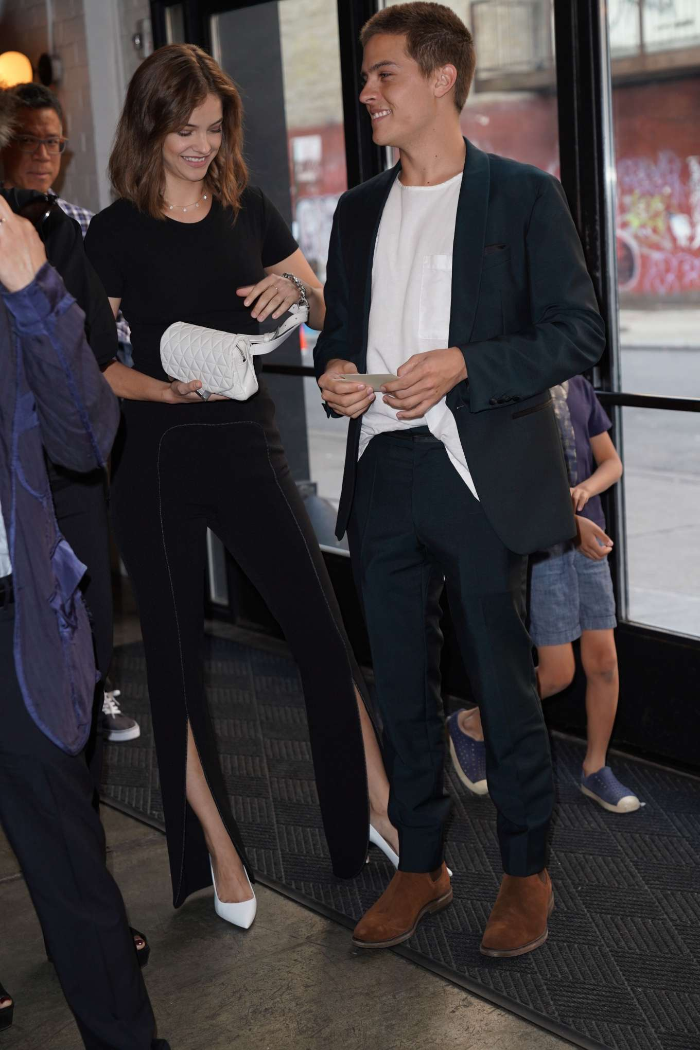 Barbara Palvin 2019 : Barbara Palvin and Dylan Sprouse – The Farewell Special Screening-06