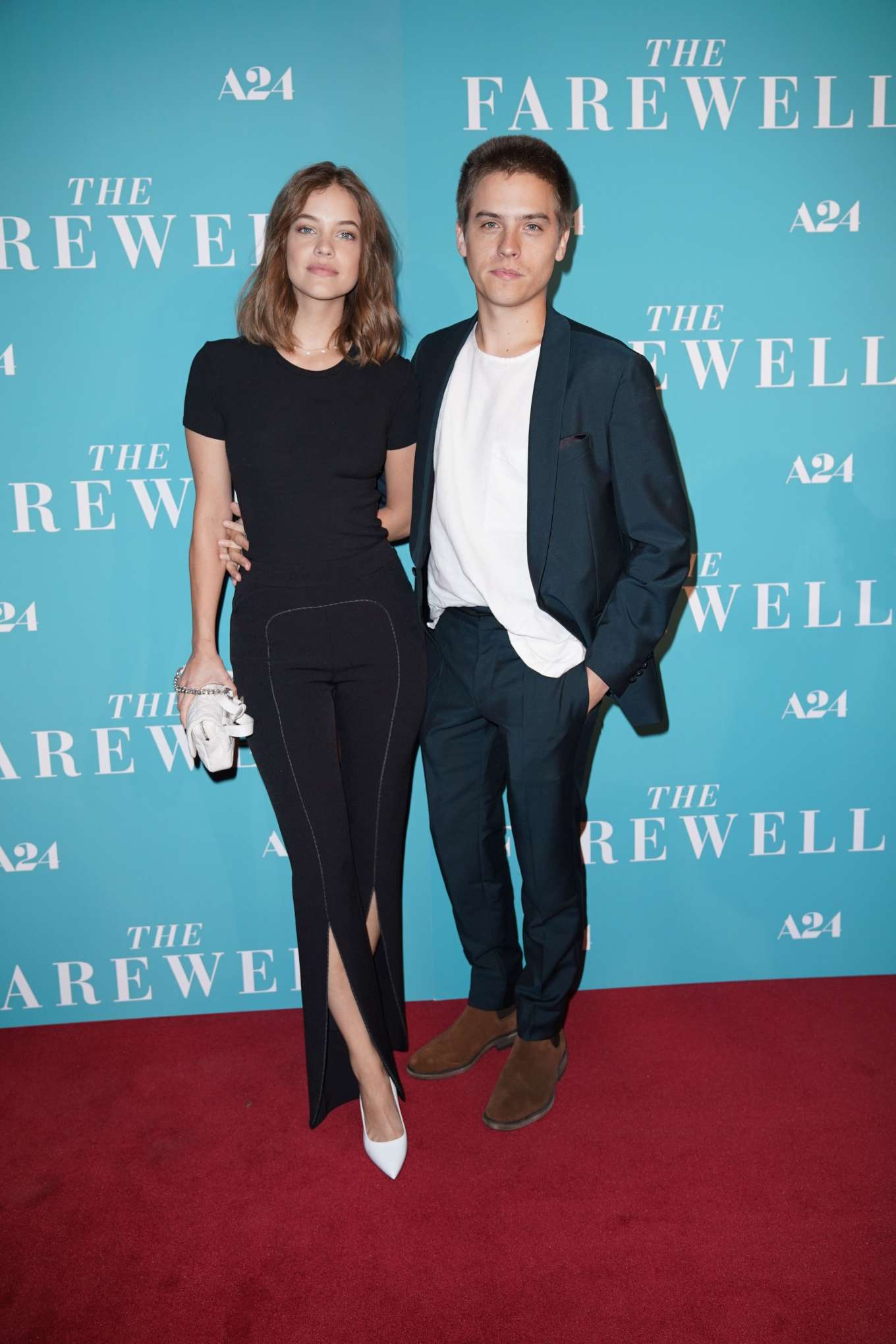 Barbara Palvin 2019 : Barbara Palvin and Dylan Sprouse – The Farewell Special Screening-07