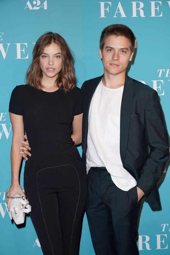 Barbara Palvin and Dylan Sprouse - 'The Farewell' Special Screening in New York