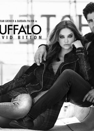 Barbara Palvin - Buffalo Jeans (Fall/Winter 2015)