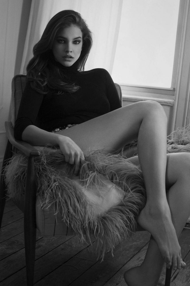 Barbara Palvin - CR Fashion Book (March 2017)