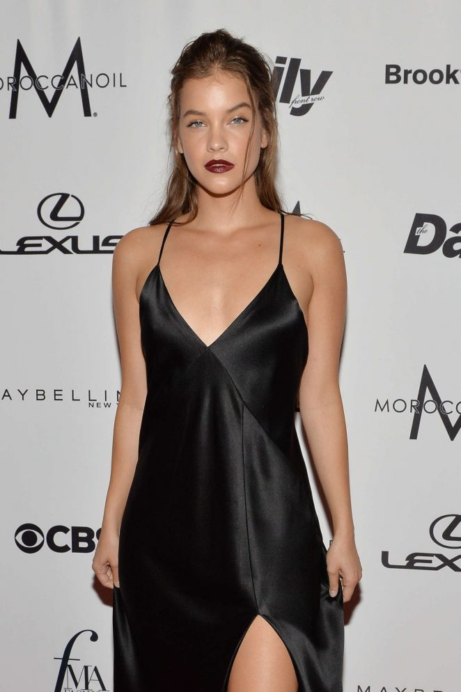 Barbara Palvin - Daily Front Row's Fashion Media Awards 2016 in New York