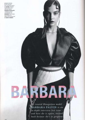 Barbara Palvin for Love Magazine 2017