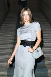 Barbara Palvin - Giorgio Armani SS 2020 Fashion Show in Milan