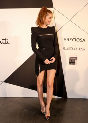Barbara Palvin - 'GQ Men Of The Year' Awards 2017 in Portugal