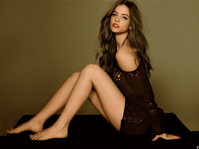 Barbara Palvin: Great Colored Picture -03