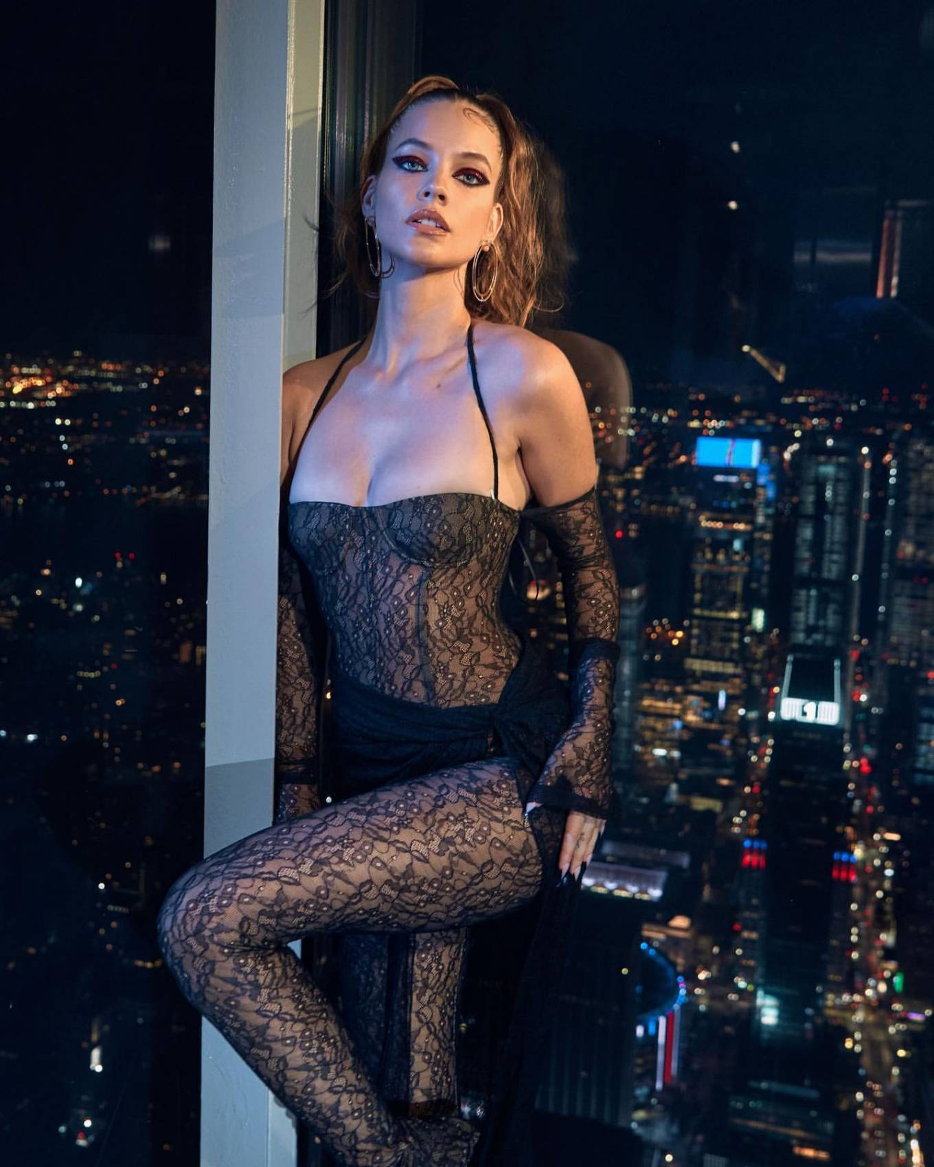 Barbara Palvin - Greg Swales photoshoot in New York September 2021