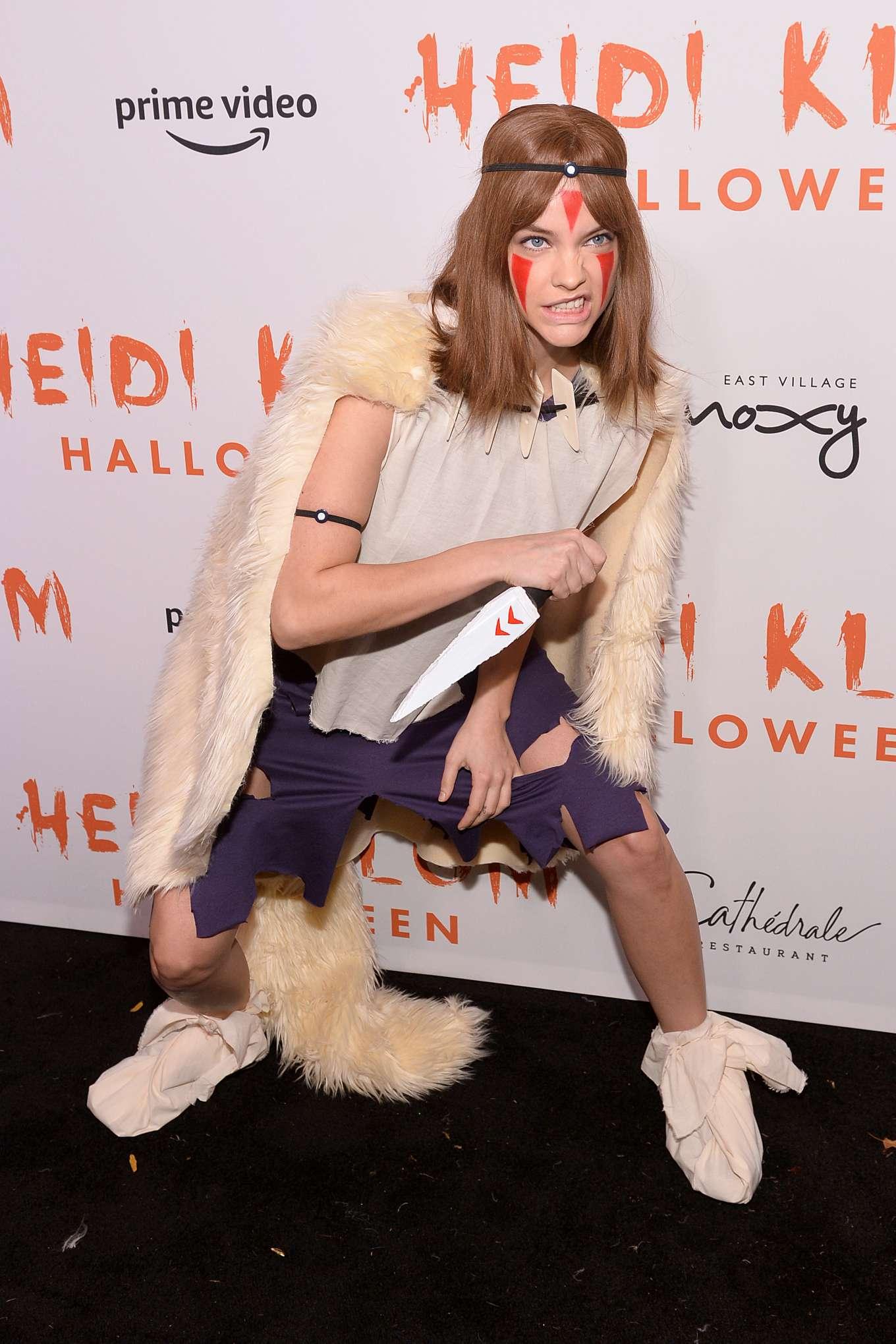 Barbara Palvin - Heidi Klum's 2019 Halloween Party in New York