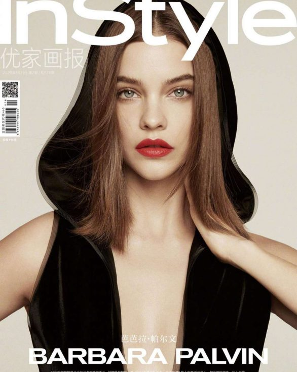 Barbara Palvin - Instyle (China) - January 2020
