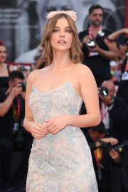 Barbara Palvin - 'Joker' Screening at the 76th Venice Film Festival
