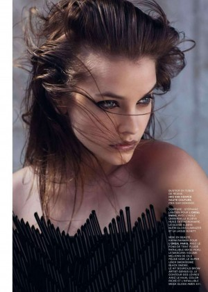 Barbara Palvin - L'Express Styles Magazine (December 2015)
