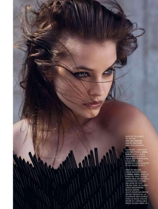 Barbara Palvin - L'Express Styles Magazine (December 2015)