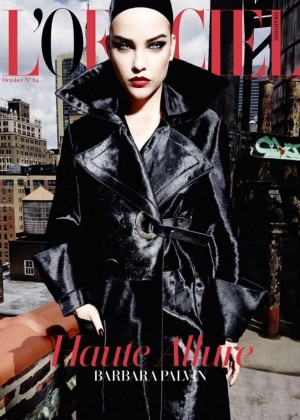 Barbara Palvin - L'Officiel Singapore Cover (October 2015)