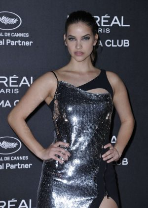 Barbara Palvin - L'Oreal 20th Anniversary Party in Cannes