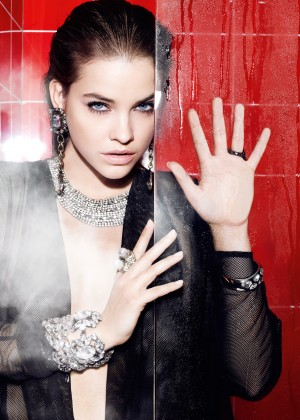"Barbara Palvin - L'Oreal Paris ""Infaillible Teint"" Photoshoot 2015"