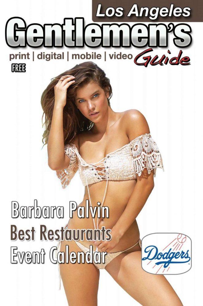 Barbara Palvin - LA Gentlemen's Guide Cover (May 2018)
