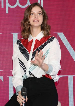 Barbara Palvin -  Liverpool Fashion Fest SS 2019 press conference in Mexico City
