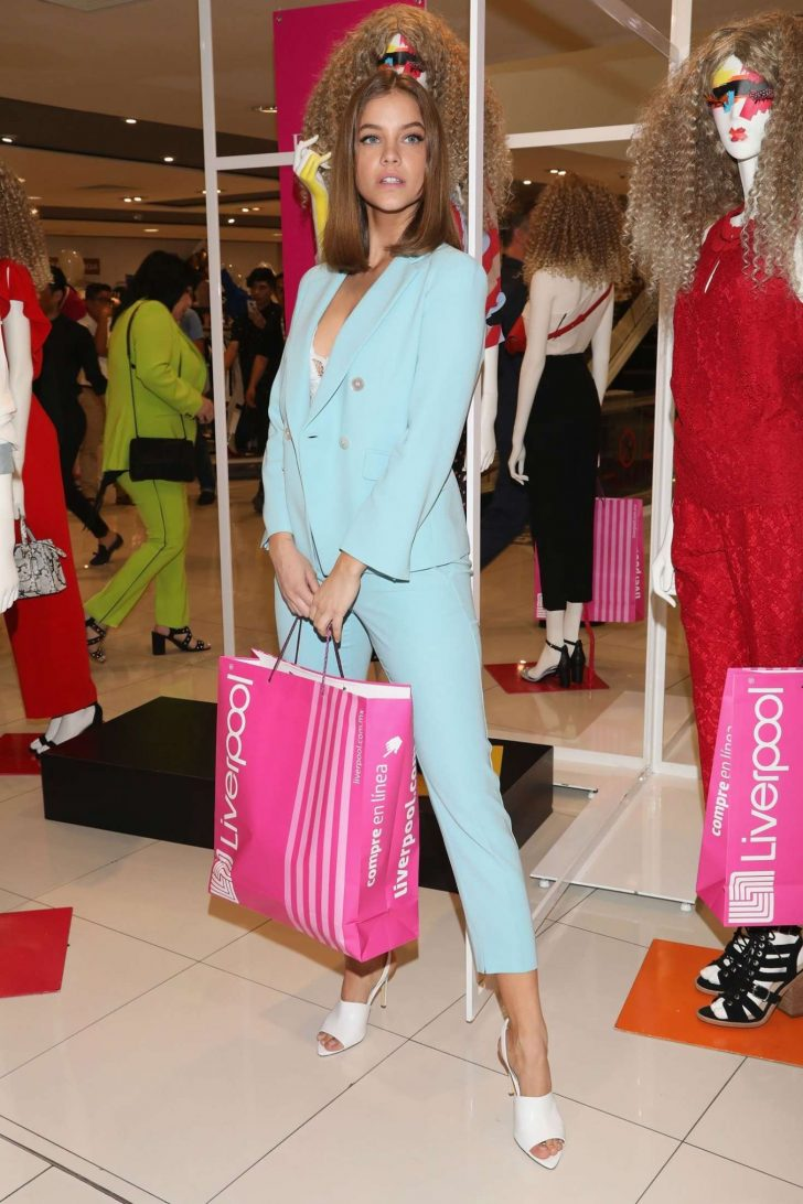 Barbara Palvin: Liverpool Fashion Fest Store Tour -06