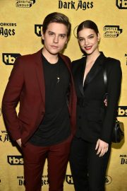 Barbara Palvin - Miracle Workers: Dark Ages Premiere in New York