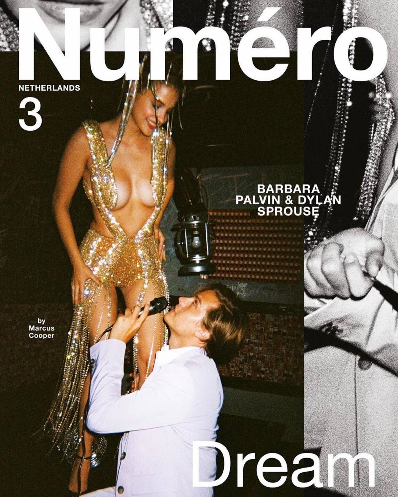 Barbara Palvin - Numero Magazine (Netherlands - October 2020)