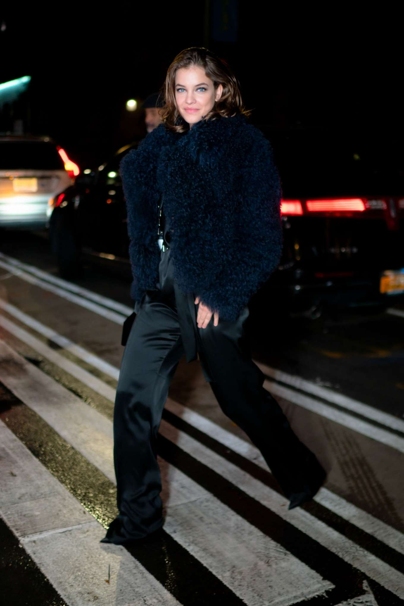 Barbara Palvin - Out in Midtown New York