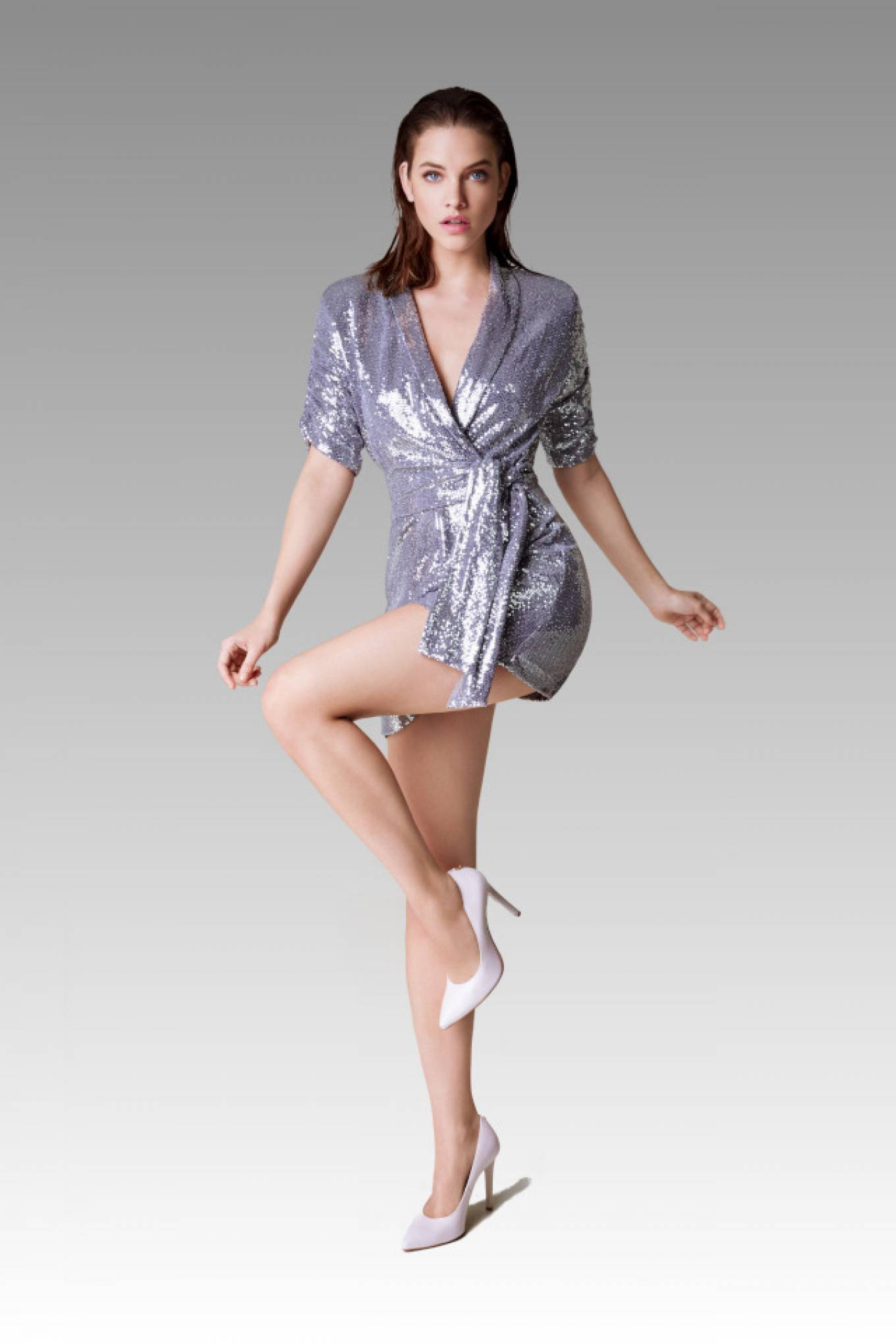 Barbara Palvin - Palvini footwear 2021
