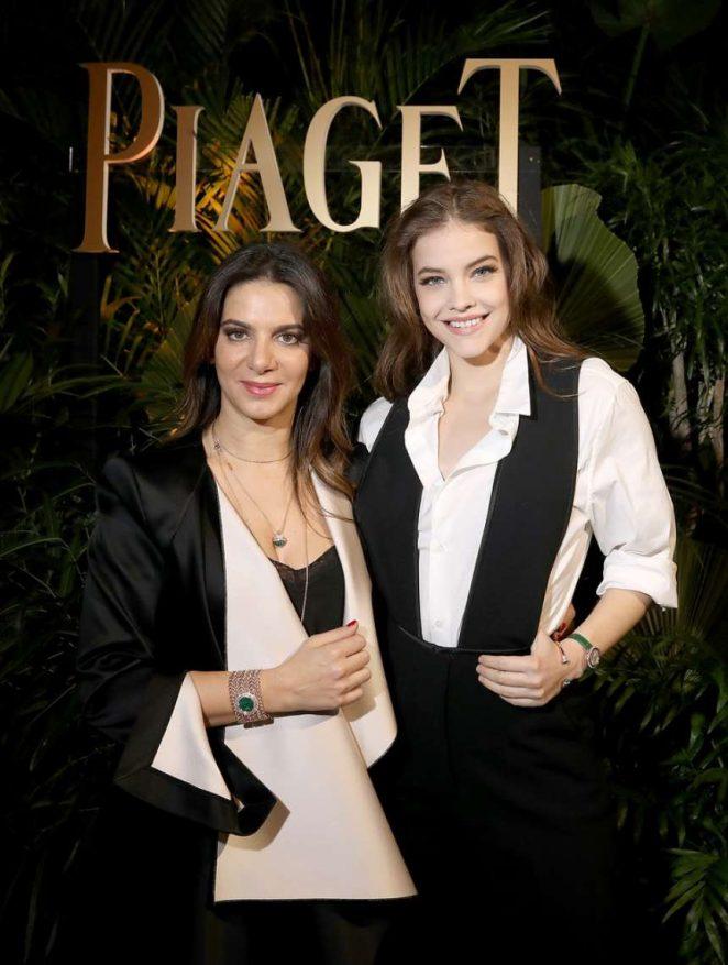 Barbara Palvin: Piaget Dinner at SIHH 2018 in Geneva -02