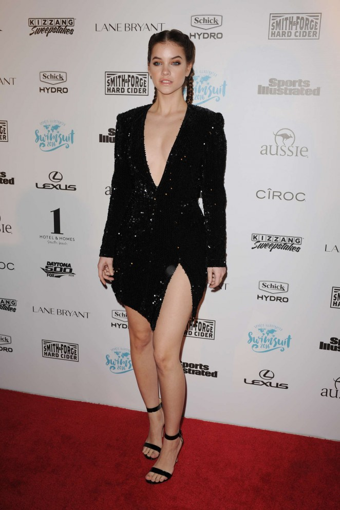 Barbara palvin sports illustrated swimsuit 2016 red carpet 11 gotceleb - Barbara palvin red carpet ...