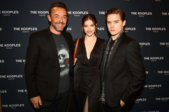 Barbara Palvin - The Kooples Magical Night in Paris