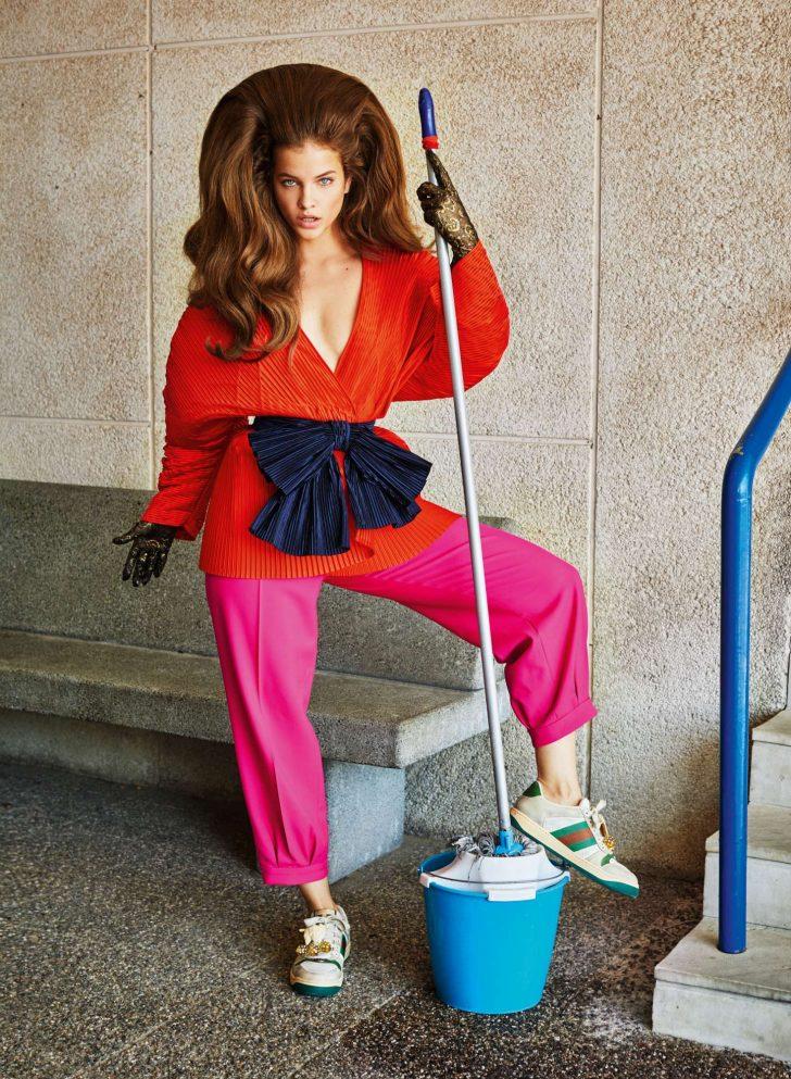 Barbara Palvin 2019 : Barbara Palvin: V Magazine 2019 -02