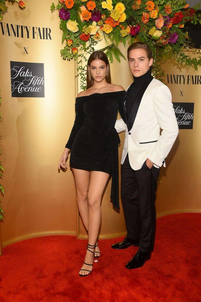 Barbara Palvin - Vanity Fair Celebrate Best-Dressed 2018 in NYC