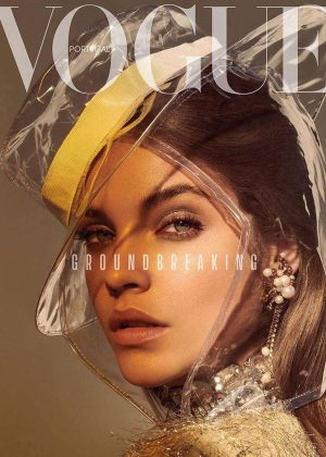 Barbara Palvin - Vogue Portugal Cover (March 2018)
