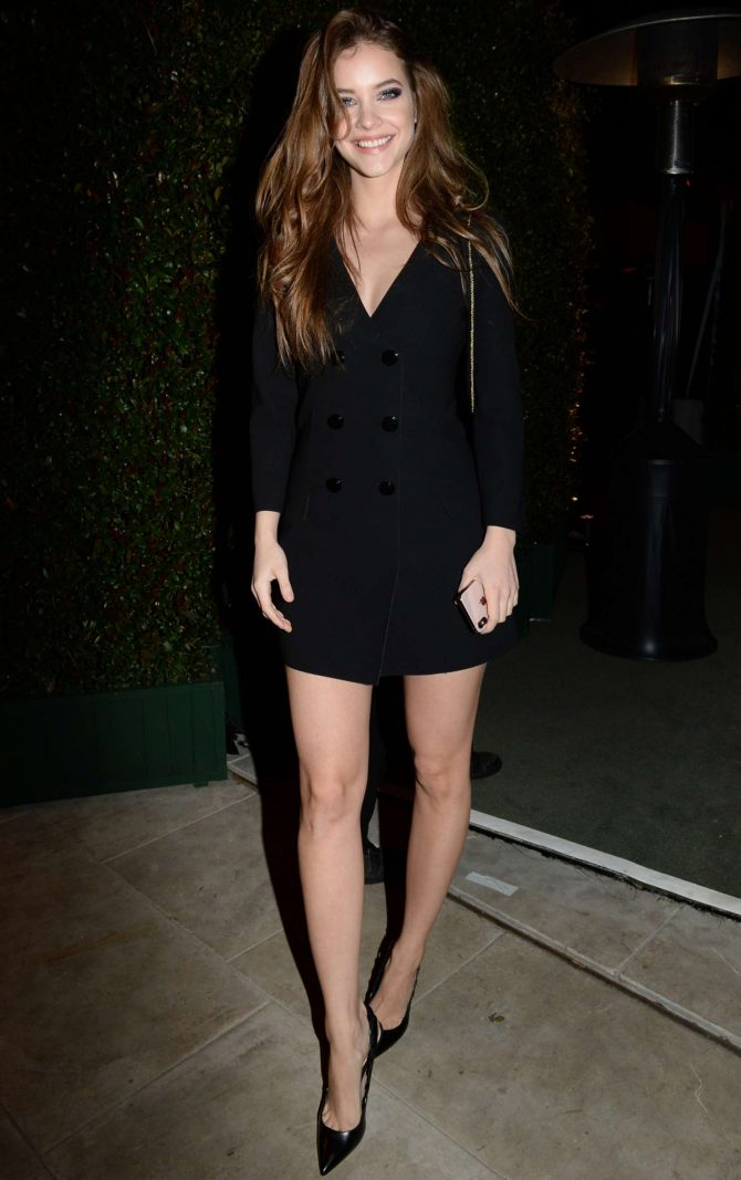 Barbara Palvin - WME Pre-Oscar Party in LA