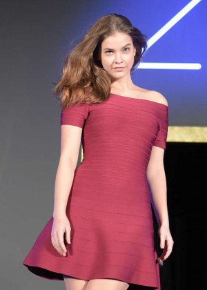 Barbara Palvin - ZX Beauty Fashion Event in Tokyo