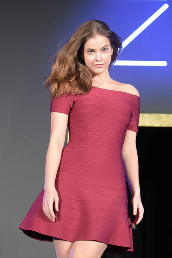 Barbara Palvin – ZX Beauty Fashion Event in Tokyo
