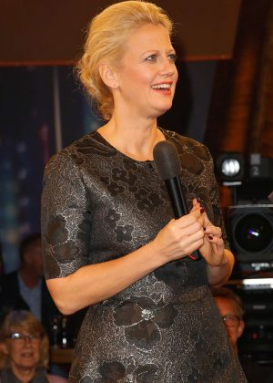 Barbara Schoneberger - NDR Talk Show 2016 in Hamburg