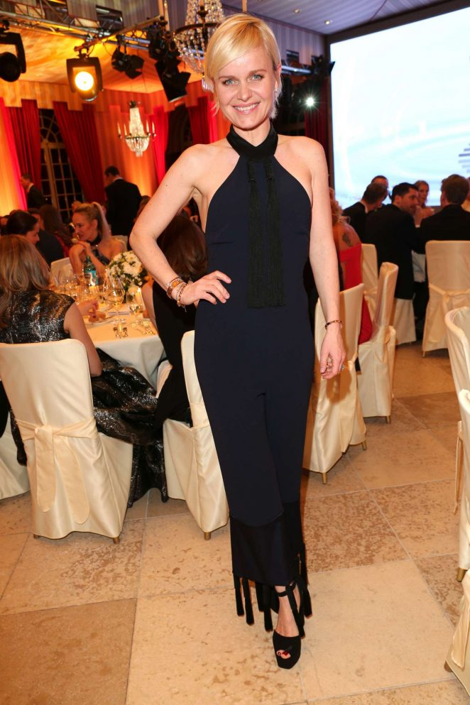 Barbara Sturm - Gala Spa Awards 2017 in Baden-Baden